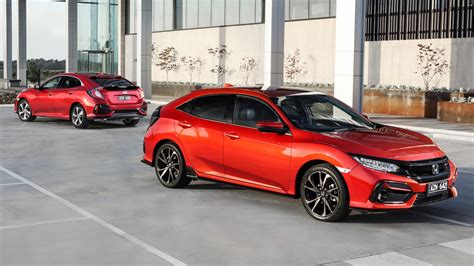News - Honda Civic Hatch Gets Revised For 2020, Prices Updated
