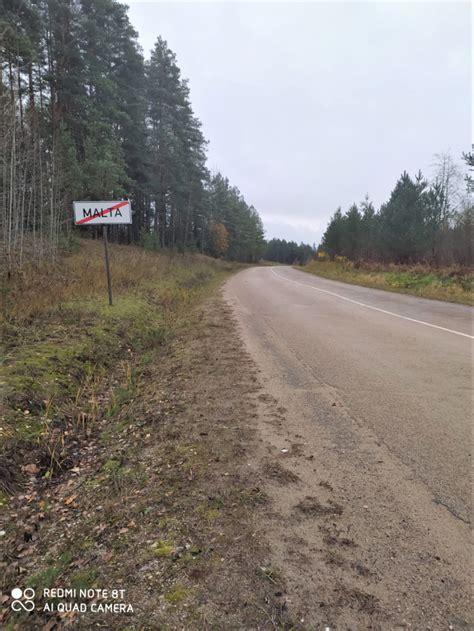 Lūdz atsaukties ceļa Rozentova-Zosna remonta lieciniekus ...