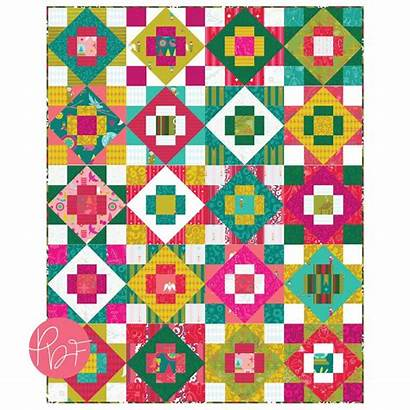 Quilt Meadowland Fabric Alison Glass Holiday Quilts