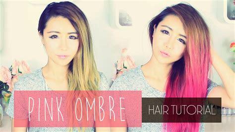 ombre hair tutorials