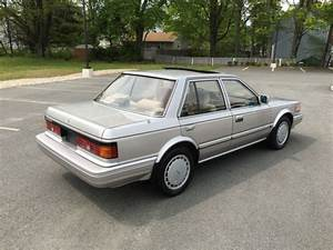 87 Nissan Maxima 65k Miles  For Sale