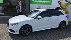 Audi A3 Essence Occasion : audi a3 sportback 1 8 tfsi ambition pro line s occasion review video youtube ~ Gottalentnigeria.com Avis de Voitures