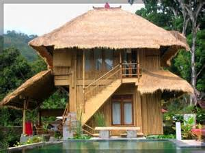 2 storey house design modern bamboo houses interior and exterior designs