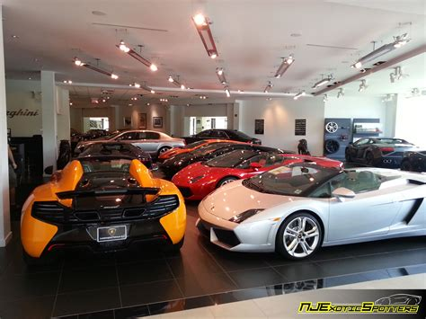 Exotic Car Showroom || Walk Through || Gopro Hero 2 || F.c