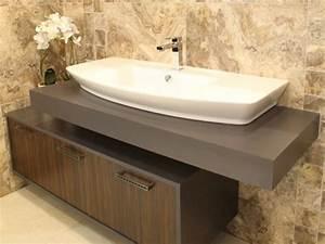 Waschtisch Mit Holzplatte : design keramik waschbecken waschtisch aufsatzwaschbecken ~ Lizthompson.info Haus und Dekorationen
