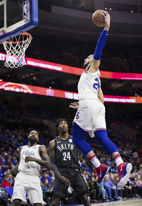 redick simmons lead ers   straight win