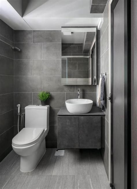 check   contemporary style hdb bathroom