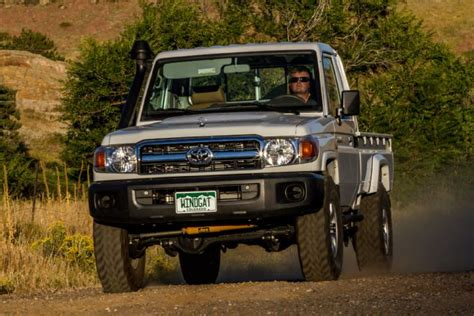 Slee Offroad by Slee Off Road Combines The Best Toyota Parts In One Land