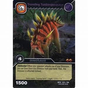 Upper Deck Dinosaur King Card DKTA-025 Traveling ...
