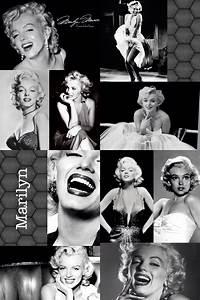 Marilyn Monroe - collage | Legends | Pinterest | Discover ...