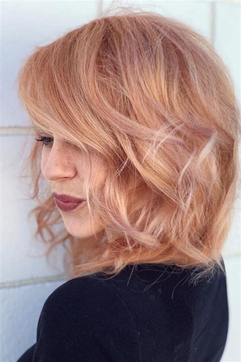 Strawberry Hair by Beautiful Strawberry Hair Color Ideas Southern Living
