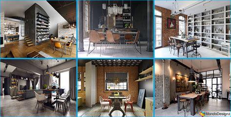 Arredare Una Sala Da Pranzo by Come Arredare Una Sala Da Pranzo In Stile Industriale