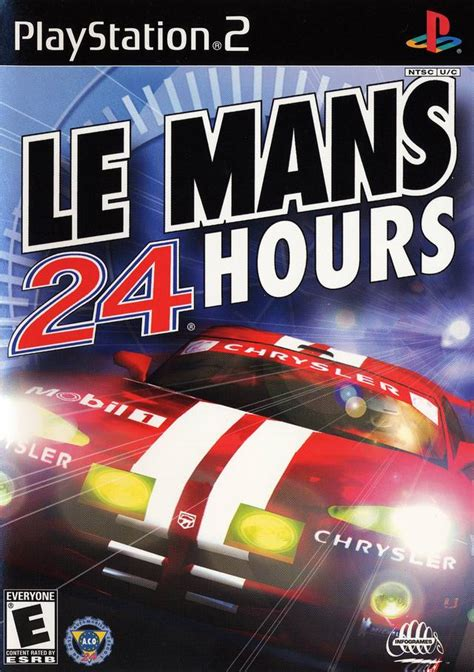 le mans  hours sony playstation  game