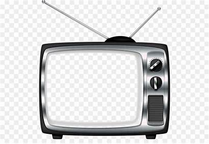 Tv Television Cartoon Retro Clip Cleanpng Transparent