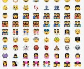 2015 New iPhone Emojis