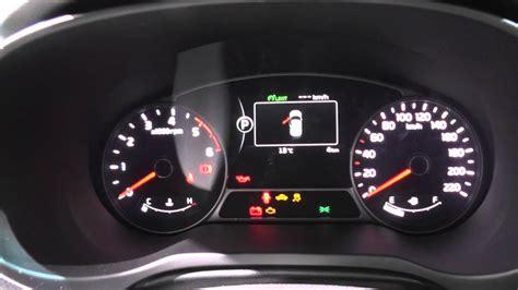 Kia Soul Dash Warning Lights Interior Look Around