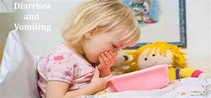 Toddler Diarrhea And Vomiting  Dehydration