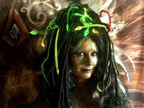 NEW GUIDE: Animatronic Medusa Headdress # ...