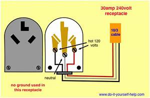 30 Amp Electrical Outlet Diagram