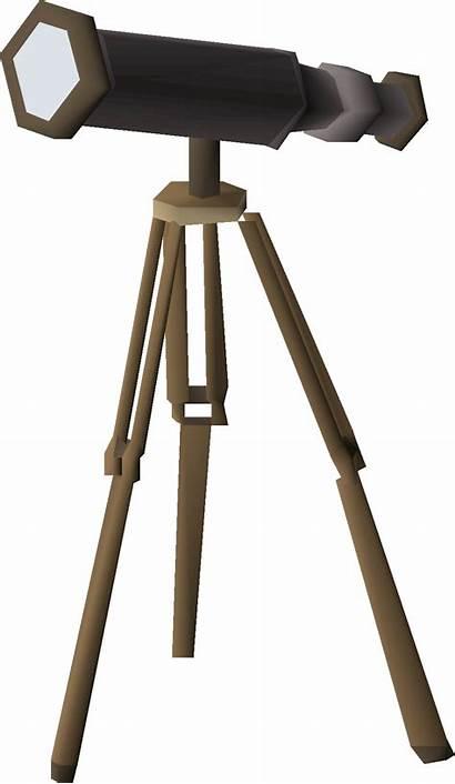 Telescope Wooden Runescape Wiki Osrs