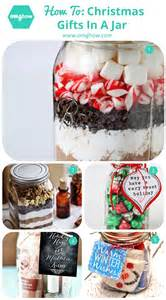 diy christmas gifts in a jar these easy and cheap gifts make fun christmas presents for your