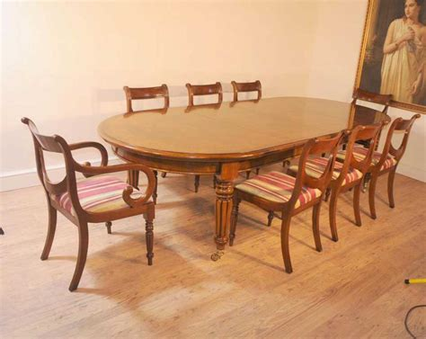 Table And Chair Set by Table And Regency Chairs Dining Set