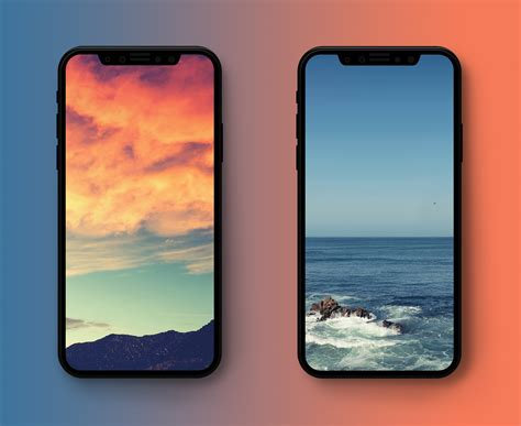 Hands-on With Exclusive Iphone X Wallpapers