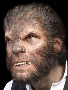 How to Become a Werewolf - Wolfman Halloween Prosthetics