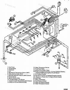 Mercury Mercruiser Inboard Parts By Year Mercury Inboard Engine Oem Parts Diagram For Wiring
