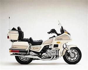1985 Honda Gl 1200 Gold Wing Pic 2