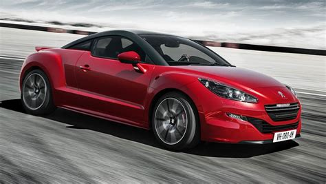 peugeot cars usa 2015 peugeot rcz r new car sales price car news