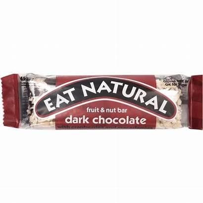 Eat Natural Cranberry Macadamia Reep 45gr Noix