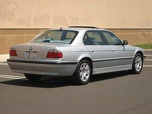 Purchase used 2001 00 99 98 BMW 740iL NON SMOKER LOW MILES