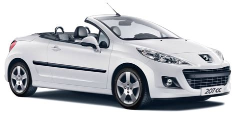 Peugeot 207 Price by 2012 Peugeot 207 Cc Adds More Features Price Unchanged