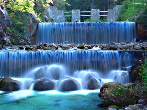 Cool Waterfall Picture by Amazing View Of Cool Waterfalls Around The World