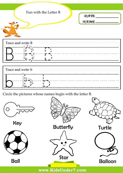 letter b activities 7 alphabet tracing pages ingles espa 241 ol 47720