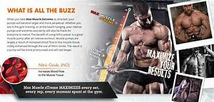 Muscle Max Extreme Side Effects  With Images