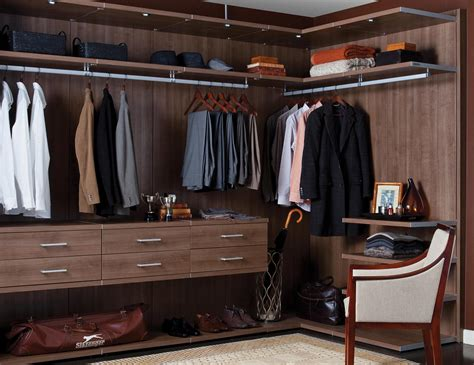 Plano Clothes Closet by Walk In Closet Systems Walk In Closet Design Ideas