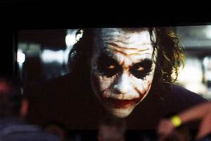 Did the Joker 'kill' Heath Ledger? Telling clues from ...