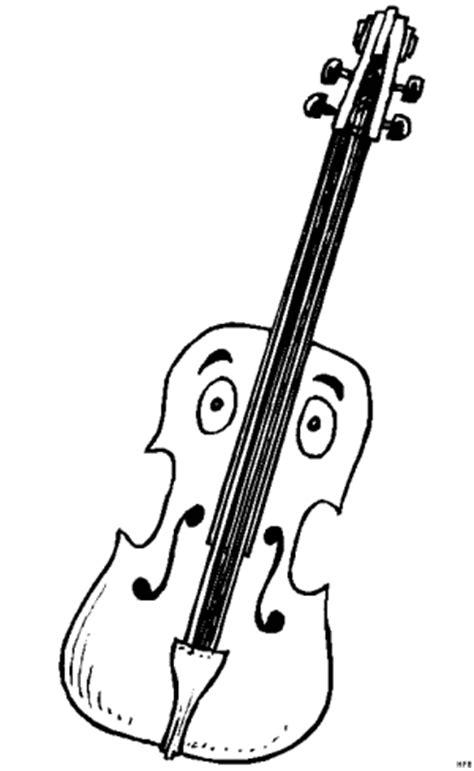 cello ausmalbild malvorlage comics