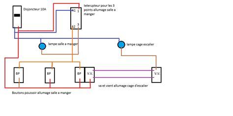 va et vient 3 interrupteurs 2 les eclairage trois interrupteurs forum electricit 233 syst 232 me d
