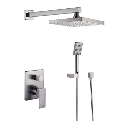 Kes Shower System Bathroom Single Handle Shower Faucet