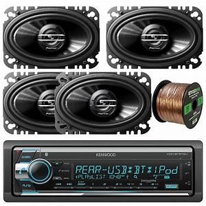 Kenwood Kdc Fm Bluetooth Radio