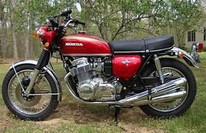 1971 Honda Cb 750