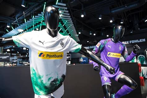 Cells were harvested and mrna was extracted with the rneasy mini kit (qiagen, hilden, germany), as recommended by the supplier. Borussia Mönchengladbach 19-20 Heimtrikot veröffentlicht - Nur Fussball