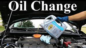 How To Change Engine Oil In Your Car
