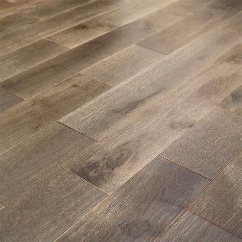 grey oak floor wood flooring classic mystic grey 18x154mm brushed lacquered abcd grade solid wood flooring