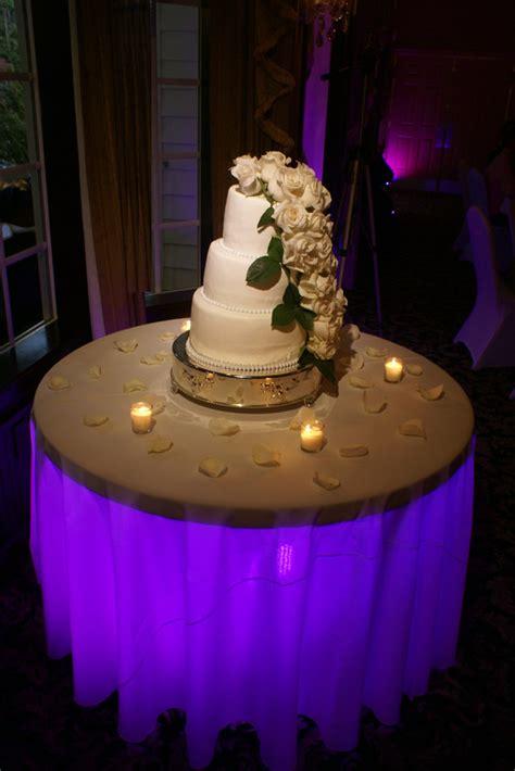 gray gables estate portland wedding lights