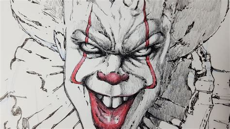 Pennywise The Dancing Clown By Liquorel