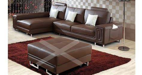 relooker canapé d angle deco in canape cuir d angle marron tetieres relax